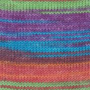 Austermann Step 6 Irish Rainbow Colours 150g - Sockenwolle - 624 - Ferbane