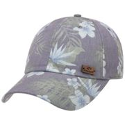 Beach Flowers Cap by Chillouts , Gr. One Size, Fb. blau