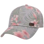 Beach Flowers Cap by Chillouts , Gr. One Size, Fb. grau