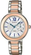 Casio Sheen Classic SHE-3050SG-7AUER Damenarmbanduhr Design Highlight