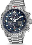 Citizen Eco Drive Radio Controlled JY8100-80L Damenchronograph