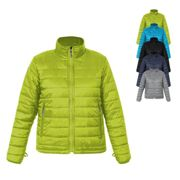 E7622 Promodoro Womens Padded Jacket C+ Lime XXL