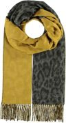 FRAAS Scarf with Fringes Grey