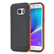 Galaxy A5 (2016) Case TB-109 Schwarz / Orange