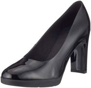 Geox Damen D ANNYA HIGH A Pumps, Schwarz (Black C9999), 38 EU