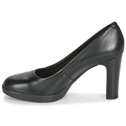 Geox Damen D ANNYA HIGH A Pumps, Schwarz (Black C9999), 40 EU