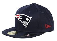 """Herren Fitted Cap """"59FIFTY NFL Trainer New England Patriots"""""""