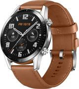 Huawei Watch GT 2 Classic Edition (46mm, Metall, Kunststoff)