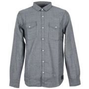 Iriedaily City Fella Shirt Hemd Greyblue M
