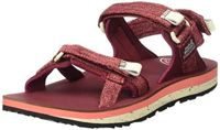 Jack Wolfskin Outfresh Deluxe Sandal W 4039451 Carbernet/Champagne Dunkelrot 39.5