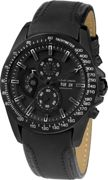 Jacques Lemans Liverpool GMT 1-1635C Herrenchronograph Sehr Sportlich
