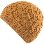 KuSan Cable Brooklyn Cap Uni caramel - Größe One size