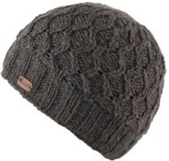 KuSan Cable Brooklyn Cap Uni charcoal - Größe One size