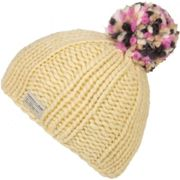 KuSan Thick Yarn Multi Bobble Hat white-beige - Größe One size