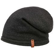 Leicester Oversize Beanie by Chillouts , Gr. One Size, Fb. schwarz