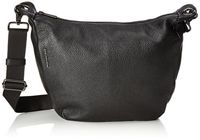 MANDARINA DUCK Mellow Leather Crossover Bag Nero