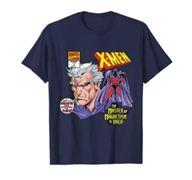 Marvel X-Men Magneto Master of Magnetism Comic T-Shirt
