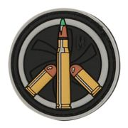 Maxpedition Peace Bullet Morale Patch - Swat