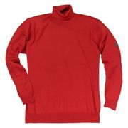 Mode Monte Carlo Troyer Pullover Rolli 50 bunt
