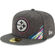 New Era 59Fifty Fitted Cap CRUCIAL CATCH Pittsburgh Steelers