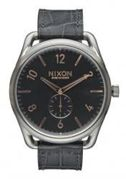 Nixon The C45 Leather Gray Gator (A4652145)