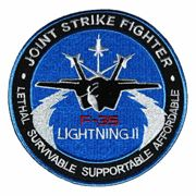 Patch F-35 lightning II