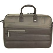 Roncato Boston Aktentasche II 42 cm Laptopfach grey