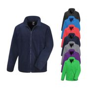 RT220X Result Core Fashion Fit Outdoor Fleece Pure Grey XXL