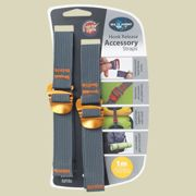 Sea to Summit Tie Down Accessory Straps with Hook Release Packriemen Breite 20 mm Länge 1,5 m
