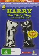 Storybook Treasures Coll 1: Harry the Dirty Dog [DVD] [Import]