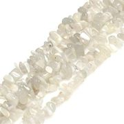 Sweet & Happy Girl'S Store 7-8mm Gemstone Chips Beads Strand 90cm Jewellery Making Beads