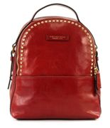 THE BRIDGE Rock Backpack Rosso Ribes