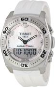 Tissot TISSOT RACING-TOUCH T002.520.17.111.00 Herrenchronograph Höhenmesser, Barometer, Thermometer, Kompass