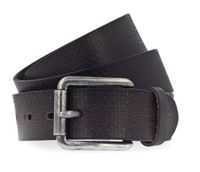 TOM TAILOR Fashion Men's Belt W85 Dark Brown