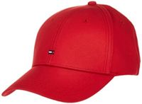 Tommy Hilfiger Herren Baseball Cap CLASSIC BB, Gr. One size, Rot (APPLE RED 611)