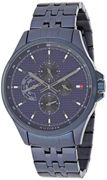 Tommy Hilfiger Multi Zifferblatt Shawn Herrenuhr 1791618 Blau