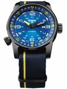 Traser H3 Tactical Adventure Collection P68 Pathfinder Automatic Blue 107719