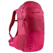 VauDe Women's Tacora 26+3 crimson red