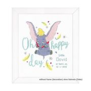"""Vervaco Stickpackung Zählmuster """"Disney Dumbo Oh happy day I"""""""