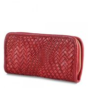 Campomaggi WALLET 100ND red