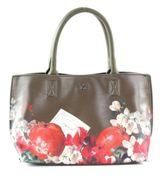Y NOT? Botanic Handbag Double Green