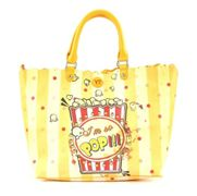 Y NOT? Popcorn Shopper S Yellow